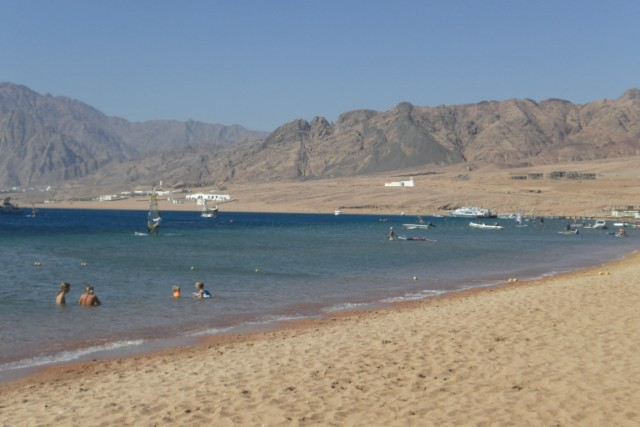 Reisebericht gypten - Urlaub am Roten Meer in Dahab / Sinai