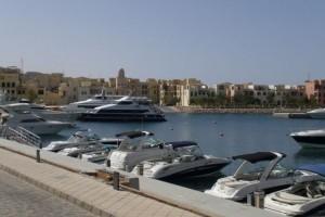 Hafen Talabea Jordanien
