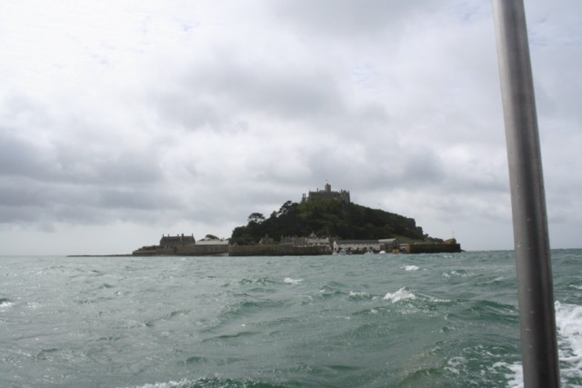 Cornwall - St. Michael´s Mount