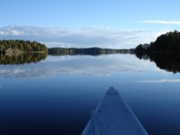 Meine Morning Light Kanutour durch Schweden