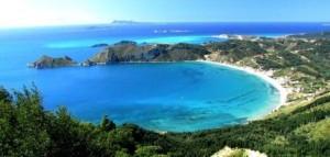 """Die traumhafte Urlaubsbucht auf Korfu """"Agios Georgios"""""""