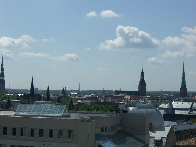 Laufreise zum Riga-Marathon 2008