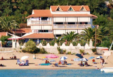 Griechenland, Insel Korfu, Bucht Agios Georgios