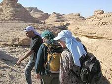Wanderungen auf dem Sinai