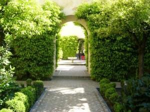 Alkazar Garten