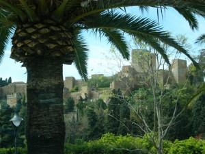Festungsanlagen Malaga