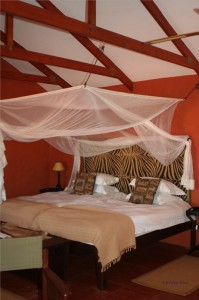Zimmer im Strohbale Chalet