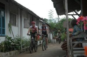 Dorfdurchfahrt