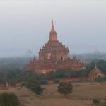 Tempel von der Nähe