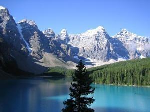 Kanadas Westküste - von den Rocky Mountains zum Pazifik mit Kleinbus und Zelt