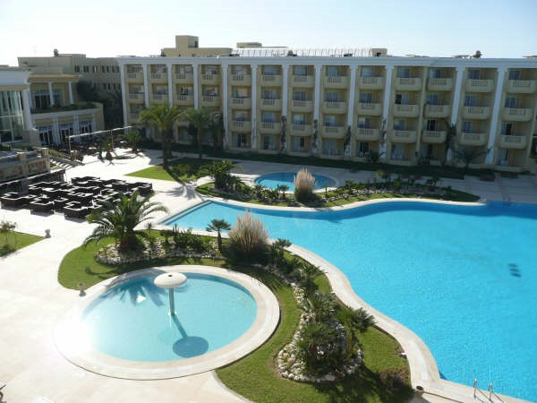5 Sterne Hotel Thalassa Monastir In Tunesien
