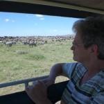 Tierbeobachtung in der Serengeti
