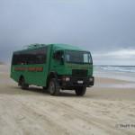 Fraser Island Company Bus