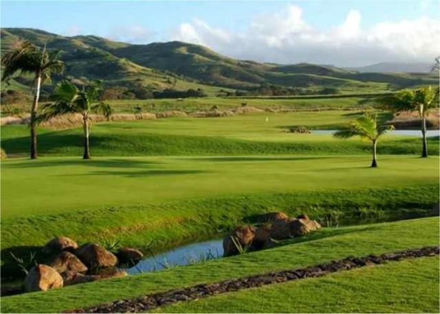 18 Loch Golfplatz