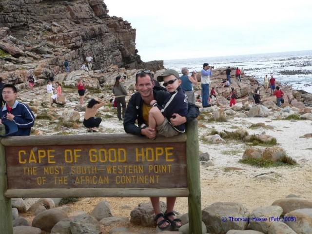 Ausflug zum Kap der Guten Hoffnung