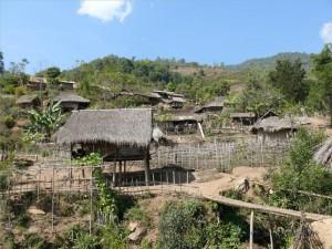 Ein Dorf der Enn