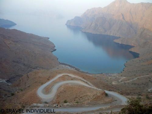 Rundreise durch das Sultanat Oman / Teil 2 / Musandam - Faszinierende Fjorde und Berge