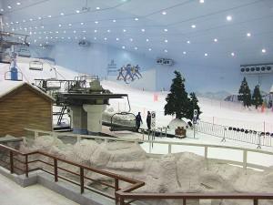 Ski Dubai - Skifahren in Dubai