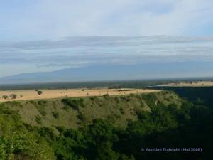 Kyambura Schlucht
