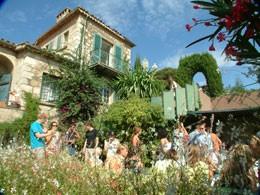 Familien Sprachreise nach Antibes / Der besondere Familienurlaub an der Cote d