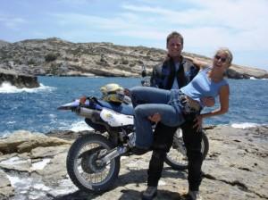Motorrad-Reise Kreta