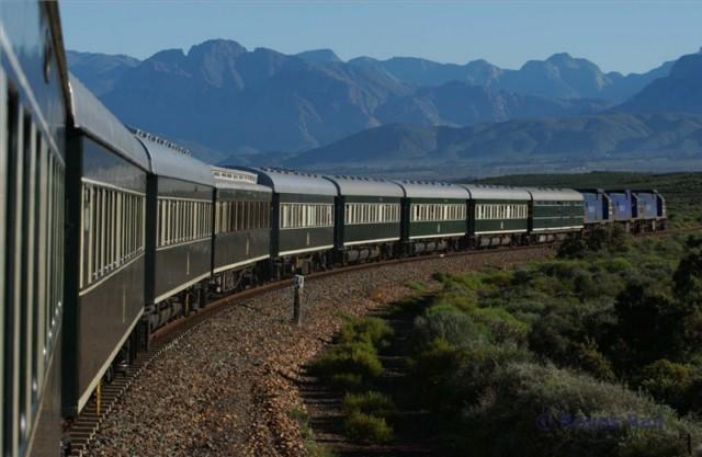 Rovos Rail Richtung George
