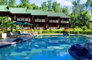 Praslin - Hotel Acajou