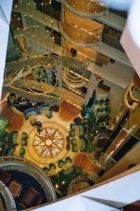 Jewel of the Seas - Atrium
