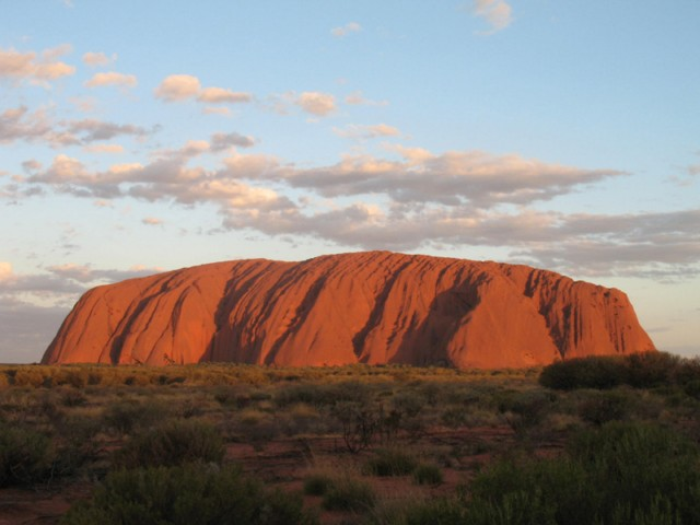 Australien-Rundreise mit Singapur Sydney Ayers Rock und Cairns