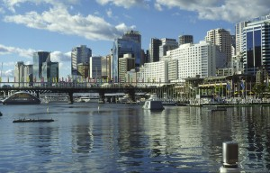 Australien-Sydney-Darling-Harbour