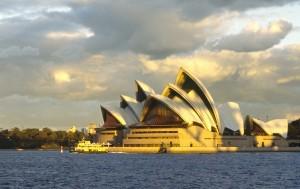Australien Sydney Oper