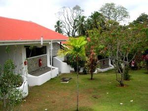 Mahe - Daniellas Bungalows