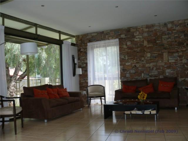 Namibia Reise Tipp: Windhoek, The Elegant Guesthouse