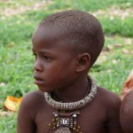 Himba Junge