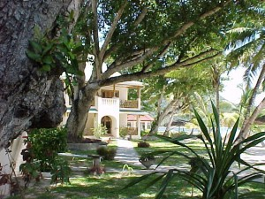 Praslin - Indian Ocean Lodge