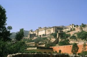 Amber Fort bei Jaipur