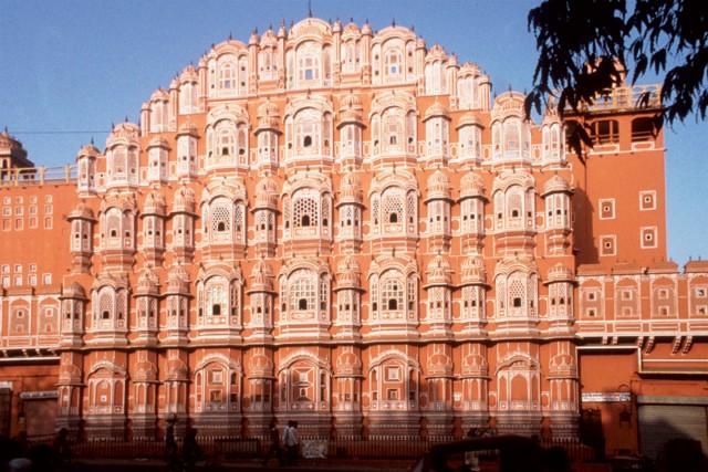 Reisebericht Indien Rundreise: Von Delhi über Agra nach Sariska