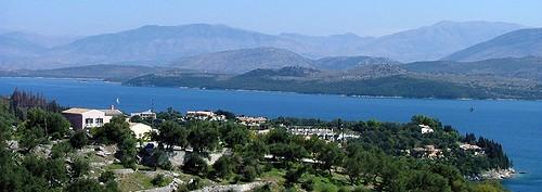 Korfu Urlaub September 2007