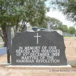Erinnerung an die Aufständischen
