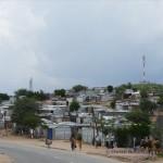 Siedlung in Katutura