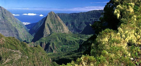 Reunion - Landschaft