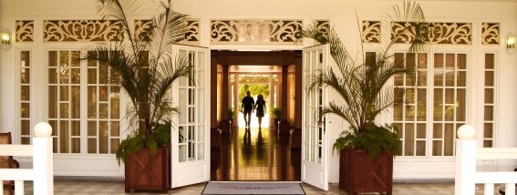 Villas du Lagon - Lobby