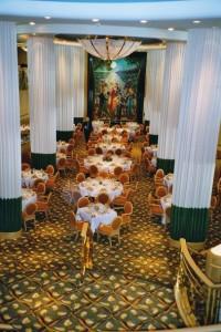 Jewel of the Seas - Hauptrestaurant