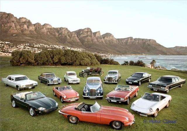 Reiseangebot: Oldtimer-Rallye in Kapstadt / Südafrika
