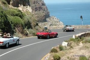 Rallye - Chapman's Peak Drive