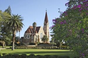 Namibia Windhoek Christuskirche