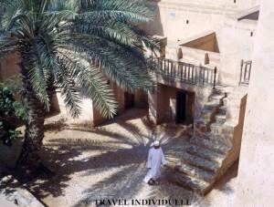 Das Fort von Jabrin bei Nizwa