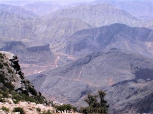 Jabel Shams - Grand Canyon des Oman