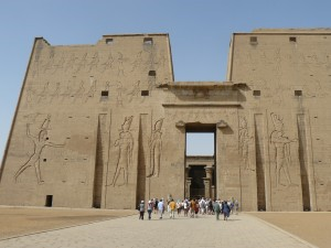 Edfu 1.Pylon