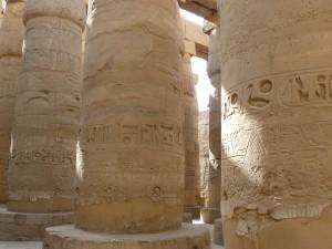 Säulenhalle Karnaktempel